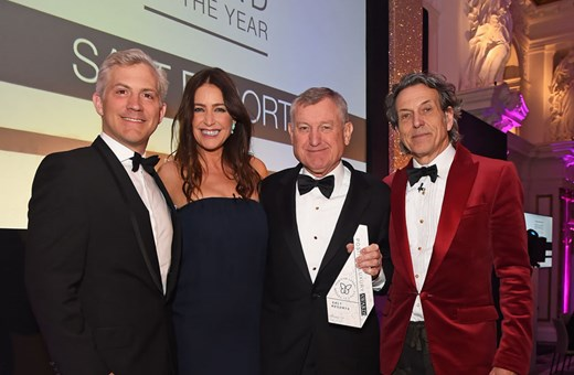 SALT Resorts named Brand of the Year by Positive Luxury